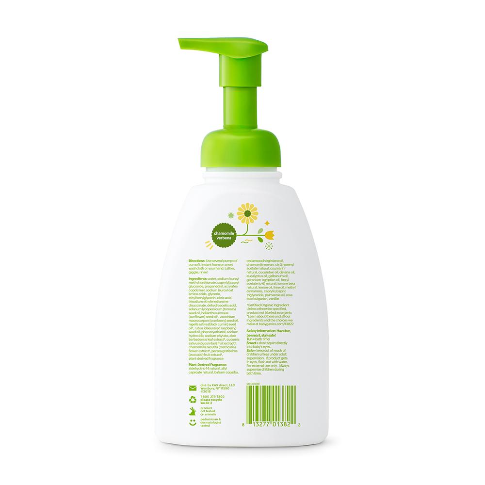 Shampoo y body wash
